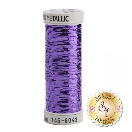 Sulky Sliver Metallic #8043 Lavender 40wt 250 yd Thread