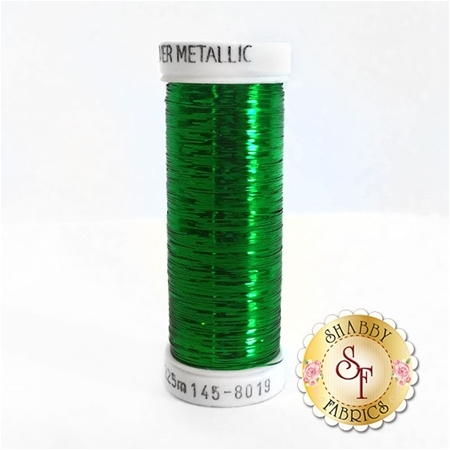 Sulky Of America Sliver Metallic Light Green #8019 40wt 250 yd Thread
