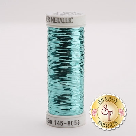 Sulky Sliver Metallic #8053 Mint Green 40wt 250 yd Thread