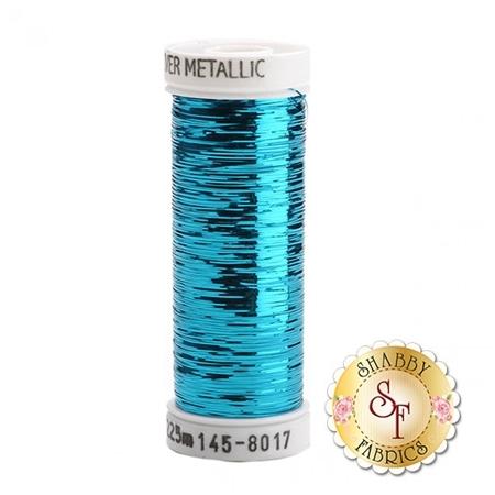 Sulky Sliver Metallic #8017 Peacock Blue 40wt 250 yd Thread