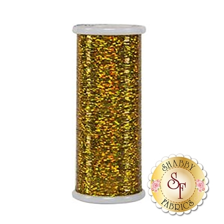 Superior Glitter Thread - #104 24-Karat 400yds