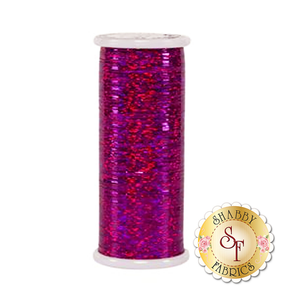 Superior Glitter Thread - #113 Coral Pink 400yds