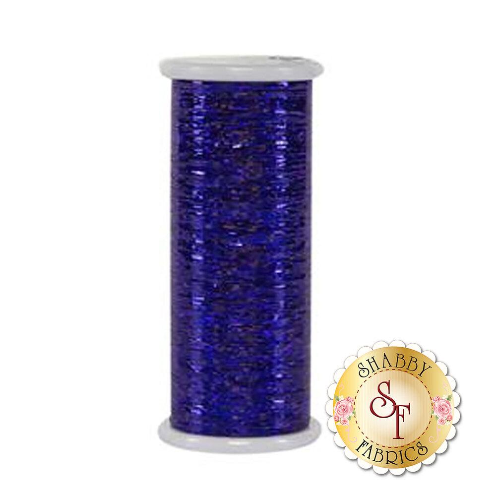 Superior Glitter Thread - #133 Cobalt 400yds