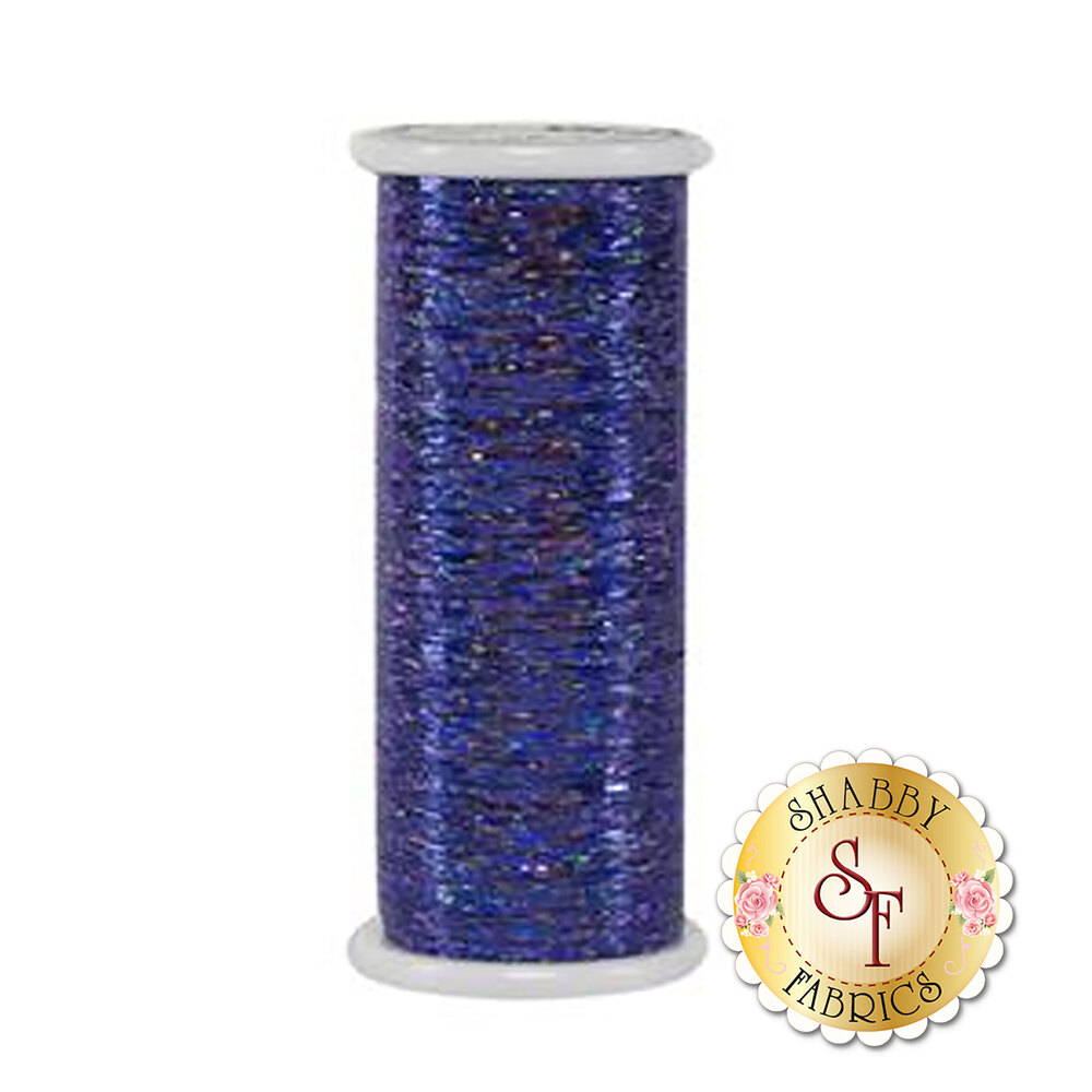Superior Glitter Thread - #135 Blue Hawaii 400yds