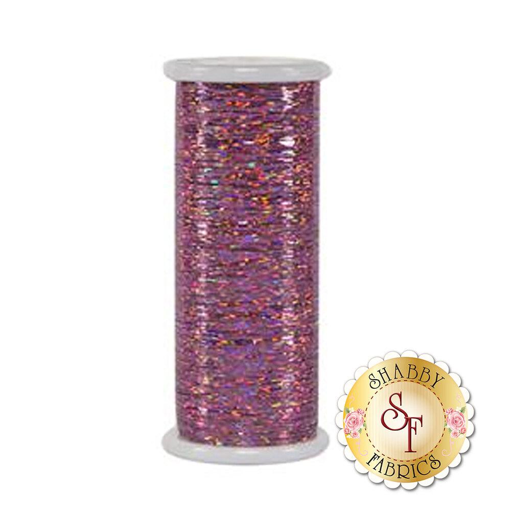 Superior Glitter Thread - #203 Pink 400yds