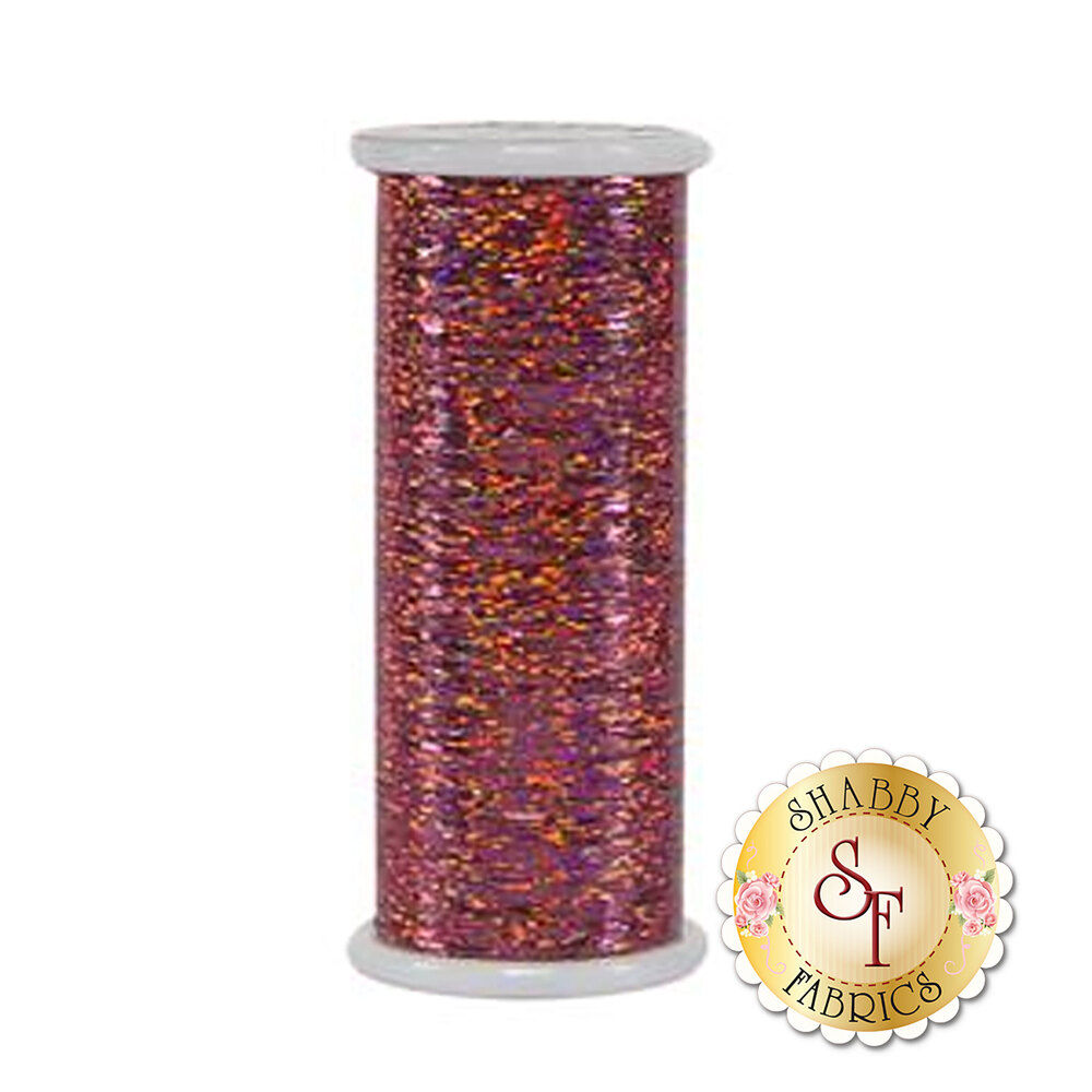 Superior Glitter Thread - #204 Pink 400yds