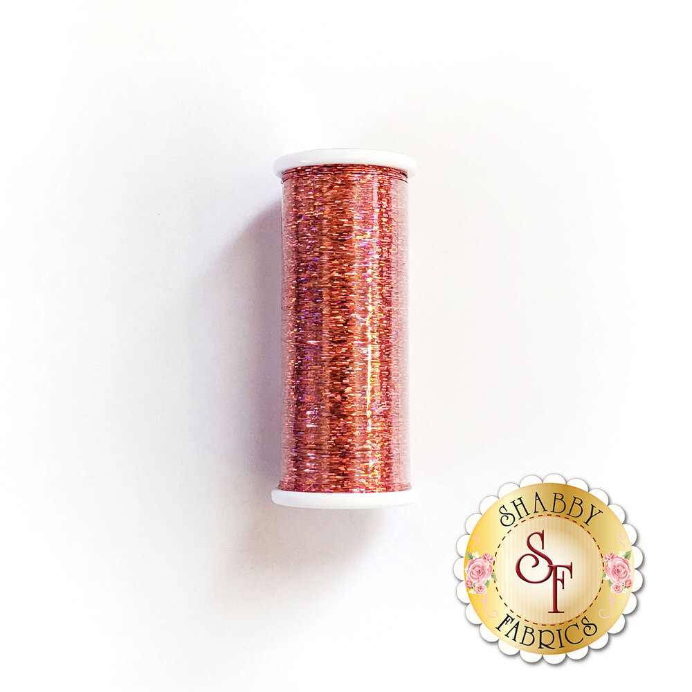Superior Threads Glitter #204 - Red - 400 yds