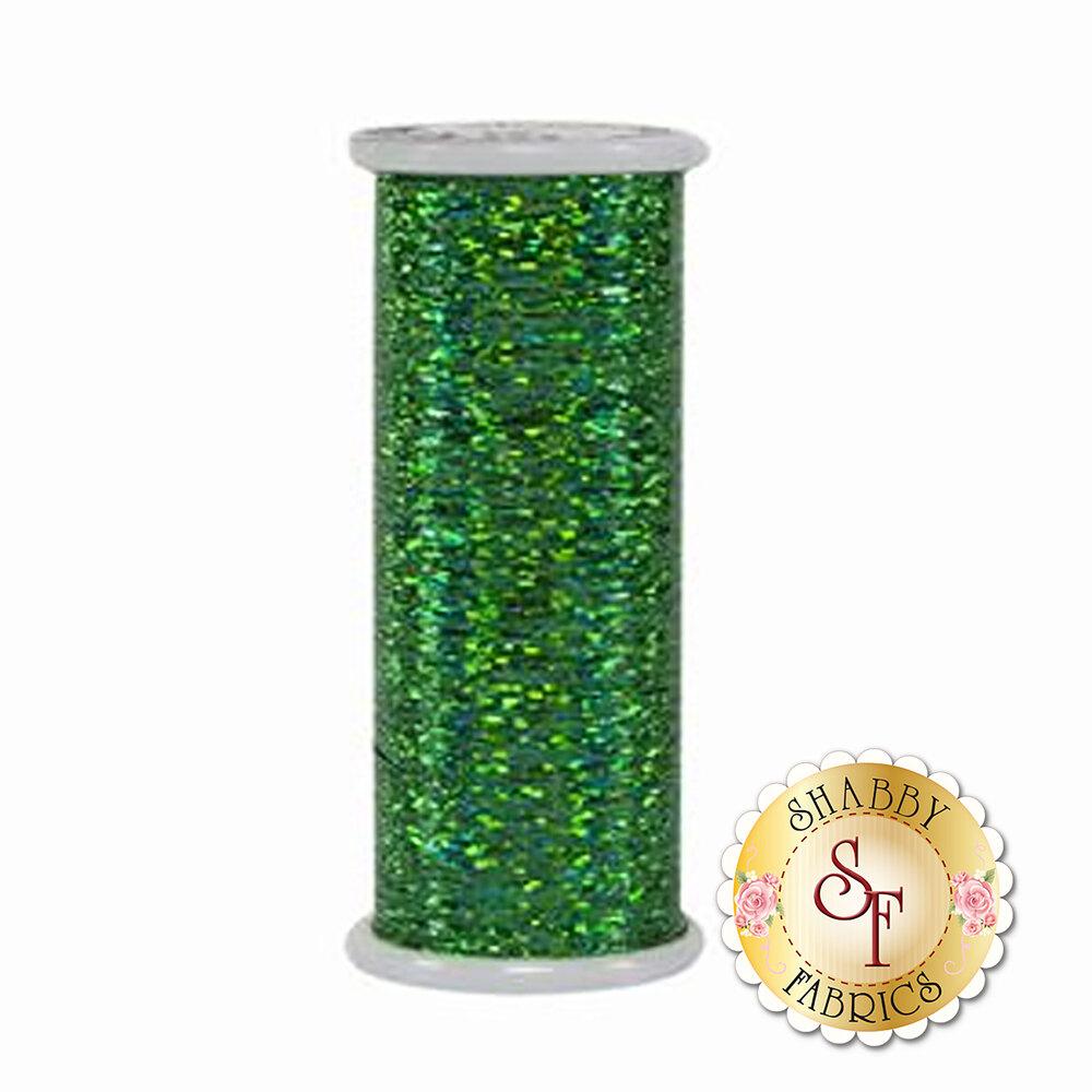 Superior Glitter Thread - #205 Green 400yds
