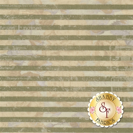 Time Traveler's Memoirs Y2081-23 by Clothworks Fabrics