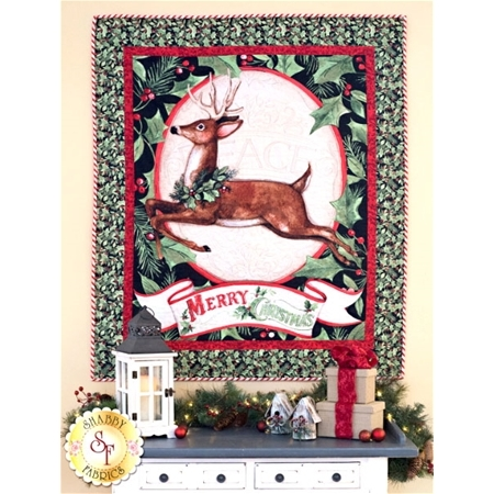 Woodland Deer Wall Hanging Kit