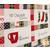 Multiple blocks in the Hometown Christmas Quilt | Shabby Fabrics
