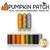 Pumpkin Patch Wall Hanging Thread Set | Shabby Fabrics