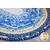 Jelly Roll Rug - Summer Breeze VI - Border Detail Image