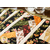 Quilt As You Go Venice Placemats Kit - A Fruitful Life Piecing Details