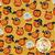 Cheekyville 4664-44 Gold by Studio E Fabrics