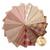 Collage of fabrics in Nikko Vintage Pink Set | Shabby Fabrics